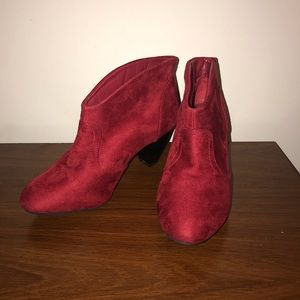 New Charlotte Russe booties